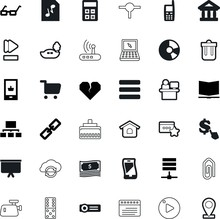 Web Vector Icon Set Such As: C...