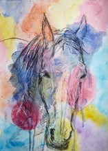 Abstract Illustration Of A Ho...