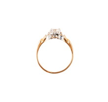 Ring  Isolated On The White