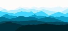 Panorama Vector Illustration O...