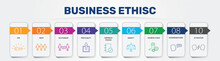 Business Ethics Infographics V...