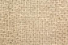 Brown Sackcloth Or Burlap Texture Background