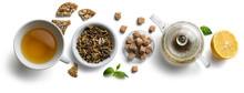 Green Tea With Natural Aromati...