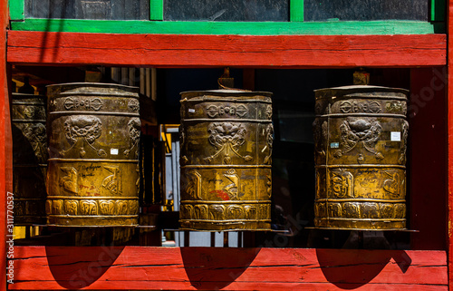 mongolie ulan bator Slika na platnu