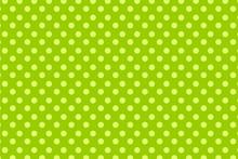 Comic Halftone Dot Green Background. Retro Pop Art