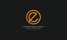 Letter E Logo Template Vector ...