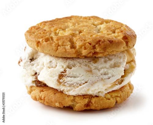 Fotografie, Obraz ice cream sandwich