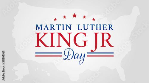 Photo  MLK Martin Luther King Jr