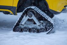 Crawler Yellow Vehicle Direct ...