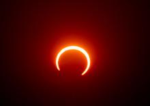 Annular Solar Eclipse Of The S...