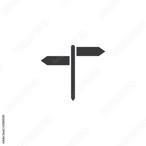 Fotografía  Direction icon