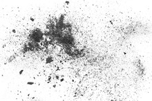 Black Charcoal Dust Explosion,...