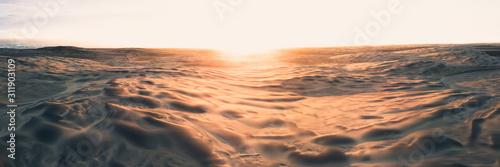 Fotografie, Obraz Pouto Point Sunset