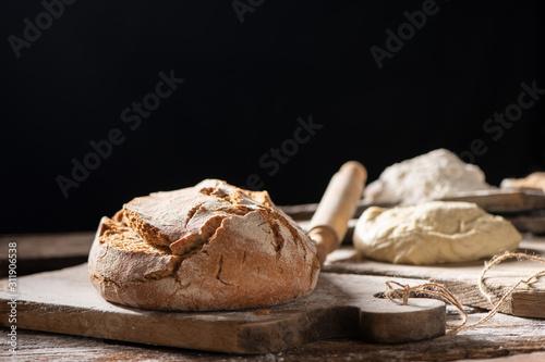 Fotografia Home made bread