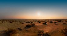 Desert Views In The Eastern Pr...