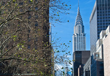 Chrysler Building View