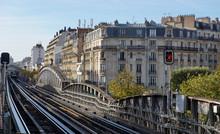 Métro Aérien Cambronne Paris