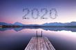 canvas print picture - 2020 - guter Jahreswechsel