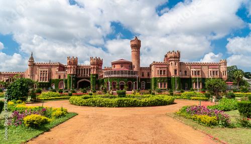 Cuadros en Lienzo Bangalore Palace is located in Bangalore, Karnataka, India