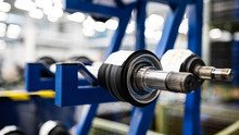 Drive Shaft - Production Line