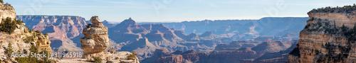 Fotografie, Obraz Grand Canyon Donald Duck Rock