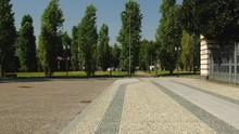 Cimitero Monumentale (Monumental Cemetery) Series. Views And Walk-throughs.