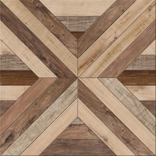Wood Texture Background, X Shaped, Seamless Pattern, Geometric Wooded Tile