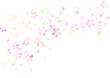 桜 水彩 テクスチャ 背景 ピンク