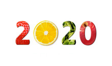 2020 Happy New Year For Health...