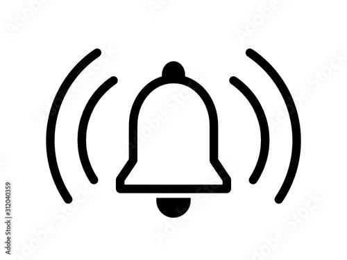 Fotomural dzwon ikona
