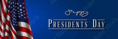 Presidents' Day Fototapet