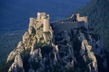 France. Arriège. Le Chateau C...