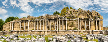 Ruins Of The Ancient Agora Of ...