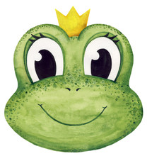 The Head Of The Frog Princess,...