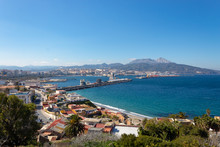 Ceuta And Its Port One Summer ...