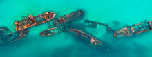 Tangalooma Shipwrecks Off More...