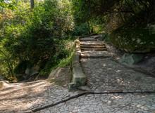 A Choice Of Steep Stone Paths ...