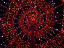 Iluminação Natal Vertical