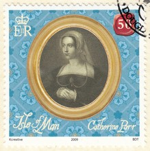 Catherine Parr-sixth Wife Of K...