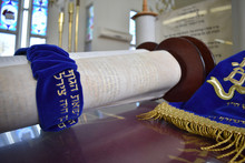 Judaism, Sefer Torah, The Sacr...