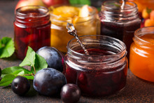 Assortment Of Different Jams I...