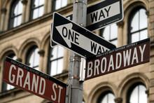 New York Traffic Signs