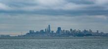 Stormy San Francisco Across Th...