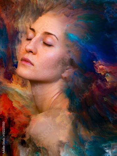 Fototapety, obrazy: Colorful Emotions
