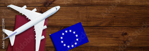 Valokuvatapetti Schengen visa