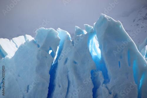 The beautiful Perito Moreno