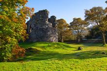 Old Inverlochy Castle Near Fort William, Scottish Highlands