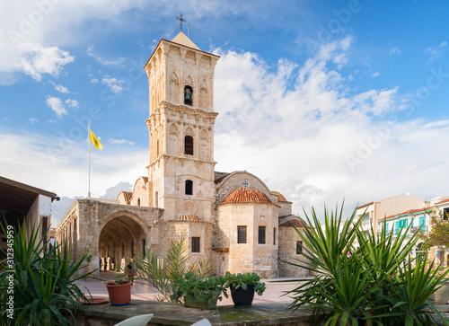 Fototapeta Church of Saint Lazarus in Larnaca, Cyprus obraz