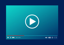 Video Player Bar Template For ...