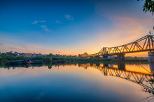 Bridge Is The First Steel Brid...